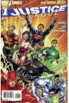 Justice League (2011)  1  VF