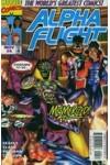 Alpha Flight (1997)  4  VF+