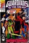Guardians of the Galaxy (1990) 17  VG+