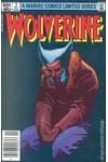 Wolverine    (1982)  3  GD+