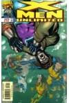 X-Men Unlimited  18  VF+