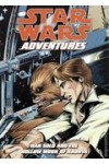 Star Wars Adventures Han Solo and the Hollow Moon of Khorya GN  FVF