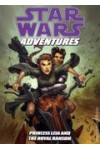 Star Wars Adventures Princess Leia and the Royal Ransom TPB  VF-