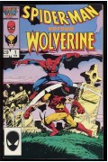 Spider Man vs Wolverine  VF