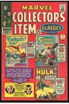 Marvel Collectors Item Classics  3  VG