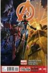Avengers (2013)  5  VFNM
