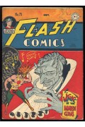 Flash Comics  75  VG
