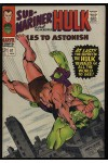Tales to Astonish  87  VG+