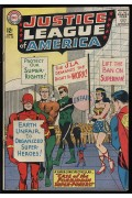 Justice League of America   28  GVG
