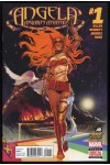 Angela Asgard's Assassin  1  VF+