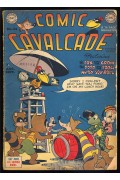 Comic Cavalcade 34  GD