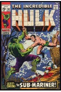 Incredible Hulk  118  FN-