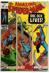 Amazing Spider Man   89  VGF