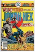 Weird Western Tales  34  VF-
