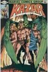 Ka-Zar  (1981) 10  FN