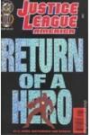 Justice League (1987) 100  VF-