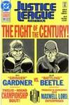 Justice League (1987)  52  VF-