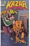Ka-Zar  (1981) 26  VG+