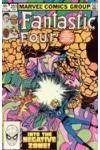 Fantastic Four  251  FVF