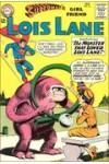 Superman's Girlfriend Lois Lane  54  VG