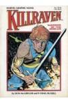 Marvel Graphic Novel  7 - Killraven ....VF