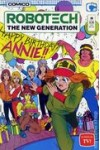 Robotech New Generation 20  FN+