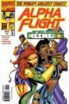Alpha Flight (1997)  5  VF+