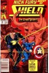 Nick Fury (1989) 10  VF-