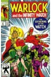 Warlock and the Infinity Watch  2  FN+