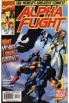 Alpha Flight (1997)  3  FVF