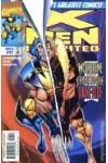 X-Men Unlimited  17  VFNM