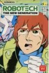 Robotech New Generation  8  FVF