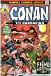 Conan  40  VG