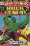 Marvel Super Heroes  40  VG