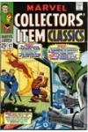 Marvel Collectors Item Classics 17  GVG