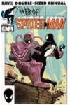 Web of Spider Man Annual  1  VF+