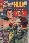 Tales To Astonish  74  GD+