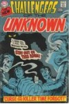 Challengers of the Unknown  73  VG