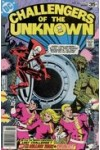 Challengers of the Unknown  87  VG