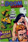 Doom Patrol (1964) 120  GD+