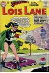 Superman's Girlfriend Lois Lane  47  GD+