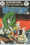 House of Mystery  223  GD+
