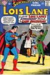 Superman's Girlfriend Lois Lane  75  FN-