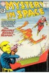 Mystery In Space   72  GD