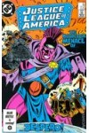 Justice League of America  251  VF+