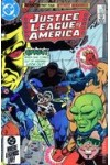 Justice League of America  236  VF+