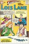 Superman's Girlfriend Lois Lane  56  GD+