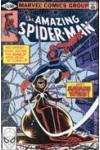 Amazing Spider Man  210  VGF