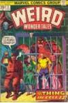 Weird Wonder Tales  5  GD