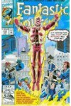 Fantastic Four  372  VF+